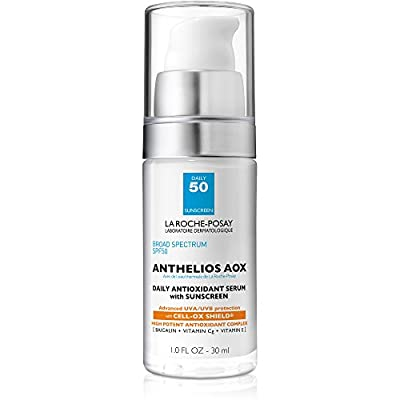 La Roche-Posay Anthelion AOX Daily Antioxidant Serum with Sunscreen for Face SPF 50
