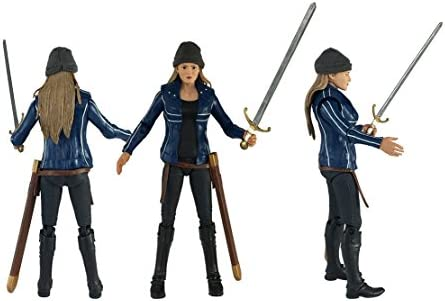 Blue Jacket Emma Swan Action Figure Icon Heroes Once Upon a Time
