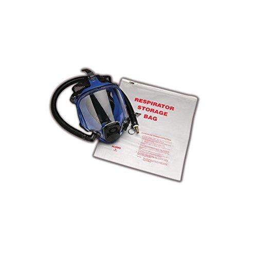 Allegro 2000 Respirator Storage Bags, Half/Full Mask, Large, Clear ()