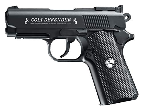 Colt Defender .177 Caliber Steel BB Airgun Pistol, Black - 2254020