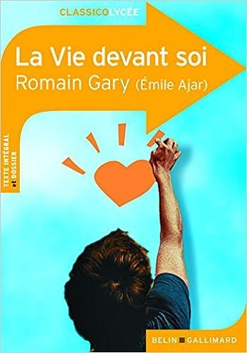 Gary Romain - La vie devant soi