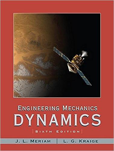 Amazon engineering mechanics dynamics 9780471739319 j l amazon engineering mechanics dynamics 9780471739319 j l meriam l g kraige books fandeluxe Gallery