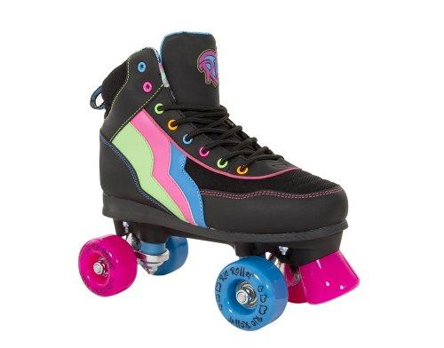 Rio Roller Child Quad Skates - Passion