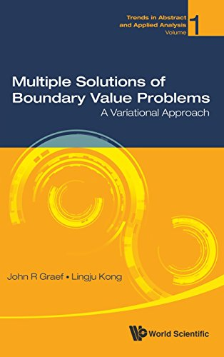 Multiple Solutions of Boundary Value Problems: A Variational Approach (Trends in Abstract and Applied Analysis)