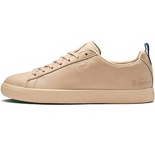 Puma Clyde BIG SEAN chaussures naural vachetta puDOM