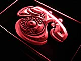 ADVPRO Classic Telephone Home Decoration LED Neon Sign Red 24'' x 16'' st4s64-i712-r