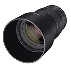 On the heels of the recently introduced Samyang 12mm Fisheye and 50mm F1.4 lenses, Samyang expands its already impressive Full Frame Prime Lens lineup with the Samyang 135mm f2.0 ED UMC Digital Telephoto Lens. This high speed telephoto featur...