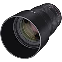Samyang 135mm f/2.0 ED UMC Telephoto Lens for Micro Four Thirds Mount Interchangeable Lens Cameras