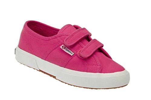Pink Sneakers Classic Enfant Superga Mixte Paradise 2750 Basses Jvel qSxx40R