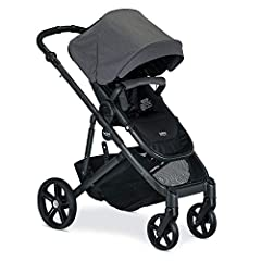 Britax's B Ready G3 is the ultimate stroller for families with ever changing needs. The modular design has an adjustable handlebar height and 12 seating options to adapt to your family's needs with multiple seats, a bassinet or infant car sea...