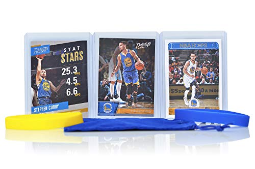 Stephen Curry Assorted Basketball Cards Bundle - Golden State Warriors Trading Cards - 2X MVP # 30 (Best 9th Grade Basketball Player)