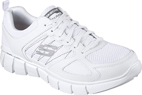 Skechers Sport Herren Equalizer 2.0 True Balance Sneaker Weiß