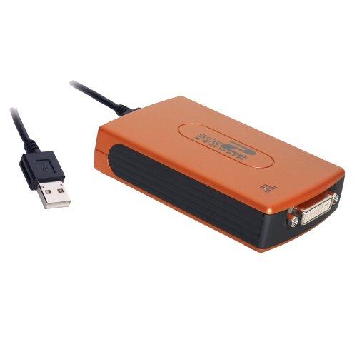 Tritton SEE2 Xtreme, USB to DVI or VGA External Video Card, 1920x1200 Max Resolution