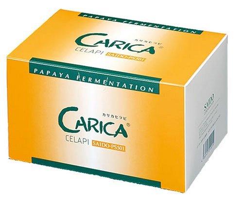 カリカセラピSAIDO-PS501 [3g×100包] カリカ浴1箱[4g×10包]のおまけつき   B01HCMBUT8