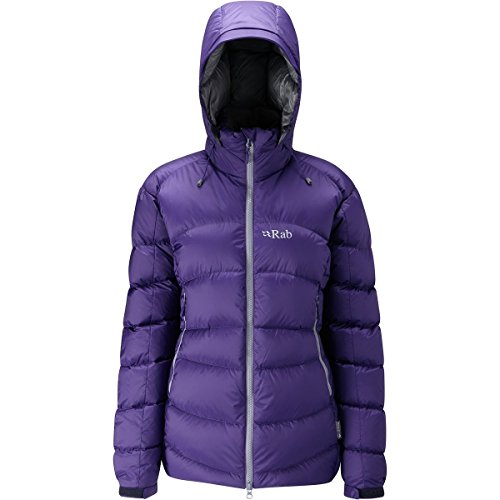 Ascent Jacket (Rab Ascent Down Jacket - Women's Juniper, US L/UK 14)