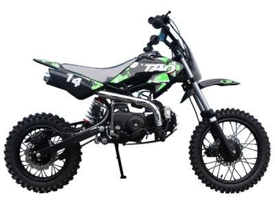 TAOTAO DB14- Tao Tao 110cc Dirt Bike Review