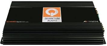 Quantum qca4500d cozmik serie 4500-watt 1-ohm clase D amplificador
