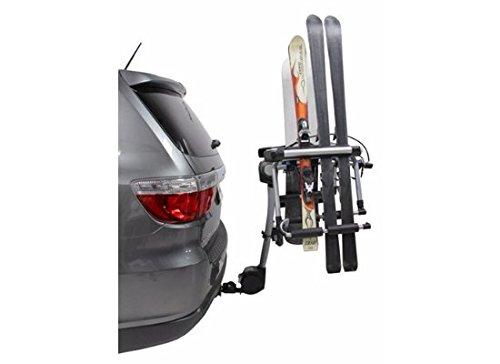 - EAMR-Y02418 * Yakima HitchSki Snowboard and Ski Carrier for Hitch Mounted Bike Racks