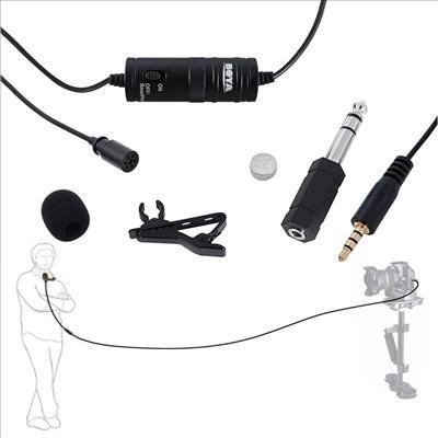 160 opinioni per BOYA LF480–Microfono esterno per