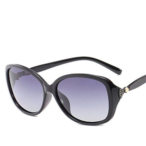 Aoligei Européens et américains classiques rétro Dame mâle générales HD lunettes de soleil mode pour gens de marée avec équipée S S9gGIw0y