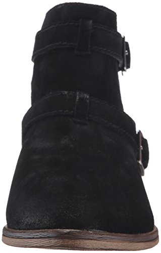 Black Chinese Femmes Suede Laundry Bottes ZxOPRtO