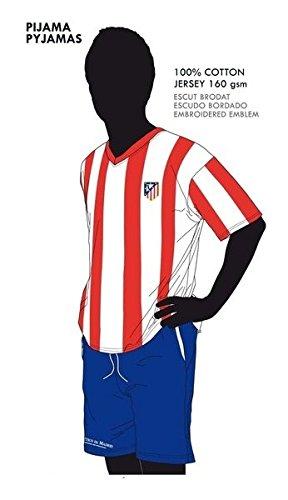 Pijama Atlético de Madrid niño - 8
