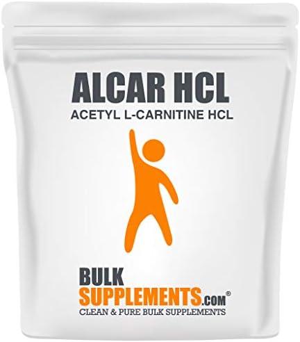 BulkSupplements.com ALCAR HCl Acetyl L-Carnitine HCl 100 Grams