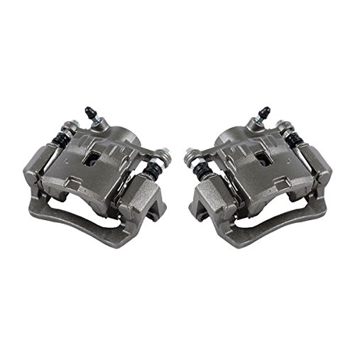 CKOE00959 [ 2 ] REAR Premium Grade OE Semi-Loaded Caliper Assembly Pair Set