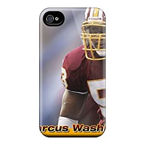High Quality Fransh485b54 Washington Redskins Skin Cases Covers Specially Designed For Iphone - 6