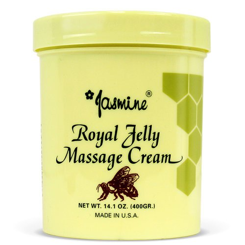 Jasmine Royal Jelly Massage Cream (0.9 lbs)