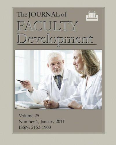 journal of faculty development - 4