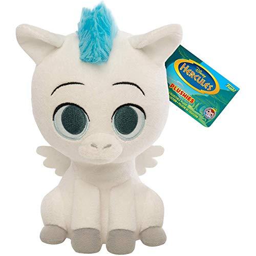 Funko Baby Pegasus SuperCute Plushies Plush & 1 Classic Trading Card Bundle [35252]
