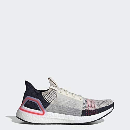 adidas Men's Ultraboost 19, Clear Brown/Chalk White, 13 M US