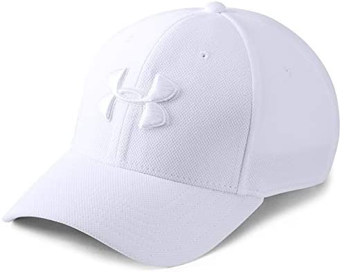 Under Armour Mens Baseball Cap UA Blitzing 3.0 Visera ...