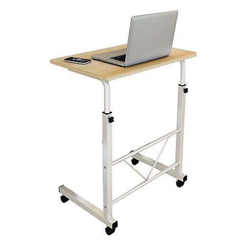 "Dland Laptop Stand Adjustable 23.6"" Small Size Computer S..."