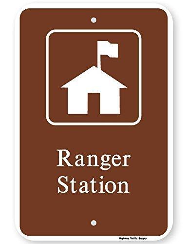 - LOHIGHH Ranger Station Sign 8