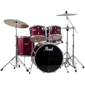 Amazon Com Pearl Exx725 C 5 Piece Export Standard Drum