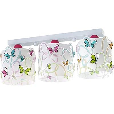 Lámpara de Techo Diseño con Mariposas
