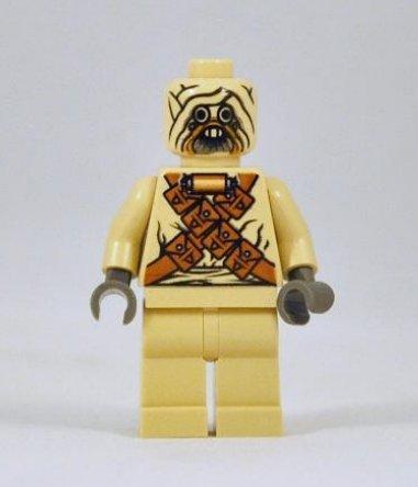LEGO Tusken Raider Minifigure (Leg Variation): Lego Star Wars (Tusken Star Raider)