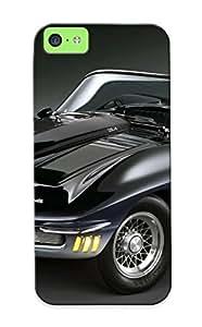 High Quality Tpu Case/ Chevrolet Corvette Mako Shark LjfsSoD1492mCsrV Case Cover For Iphone 5c For New Year's Day's Gift