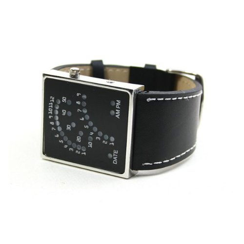 OrangeTag Watch Futuristic Japanese Multicolor