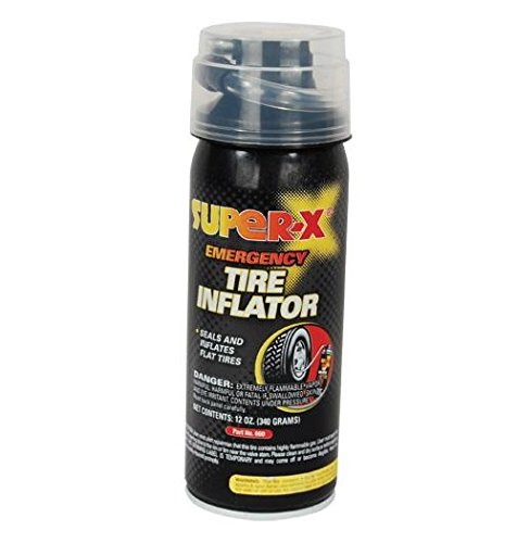 Emergency Tire Inflator with Hose Diversion Safe DS-TIRE by Sallys-Store