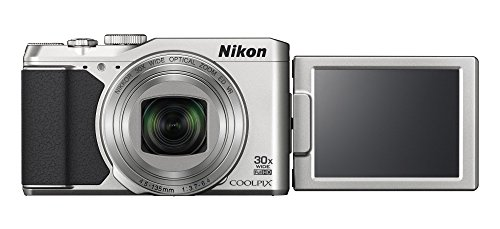Nikon digital camera COOLPIX S9900 (Silver) S9900SL - International Version