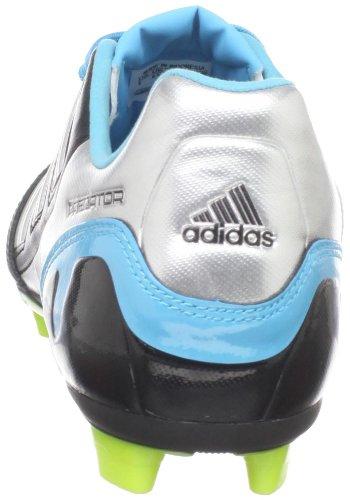 Adidas Predator Absolado_x Trx Fg W Borsone Da Calcio Nero / Argento Metallizzato / Blu Intenso