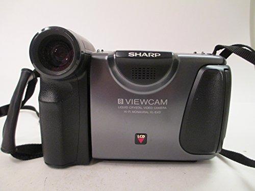 8mm camcorder sharp - 2