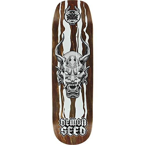 Demon Seed Demigod Hb Skateboard Deck -8.4x32.6 - Assembled AS Complete Skateboard