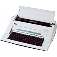 Nakajima WPT-160 Electronic Portable Typewriter with Display and Memory
