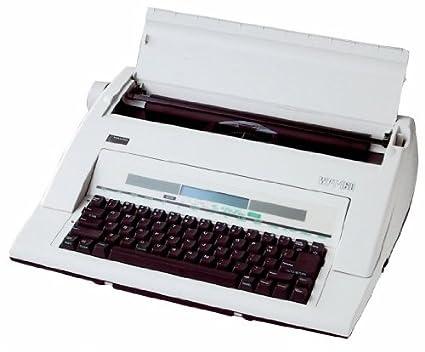 Nakajima wpt-160 portátil máquina de escribir electrónica con pantalla y memoria