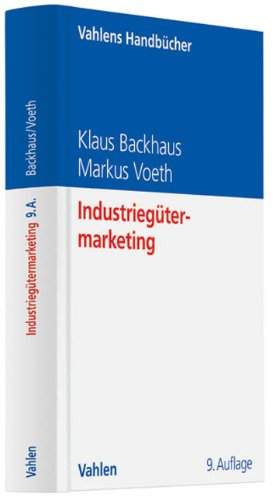 Industriegütermarketing