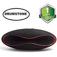 Forestone Zaptin Mini Rugby Style Bluetooth Speaker with USB Support for Android/iOS Devices